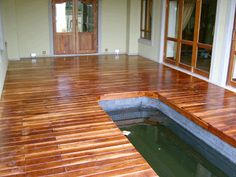 teak wood floors