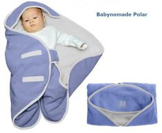 "Coser una mantita para Bebé: ""Babynomade"" 