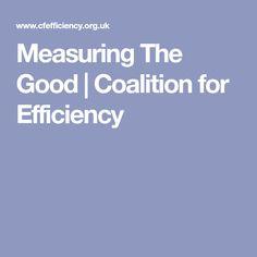Measuring The Good Social Entrepreneurship, Social Enterprise, Good Things