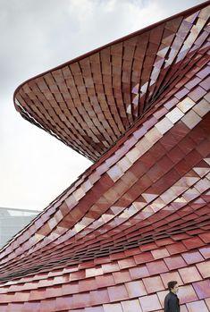 Gallery of Vanke Pavilion - Milan Expo 2015 / Daniel Libeskind - 15
