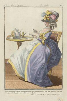 8d1fd584f6cc5 Gallerie des Modes et Costumes Français. 41e Cahier (bis) des Costumes  Français,