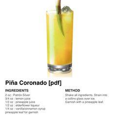 Patron Piña Coronado