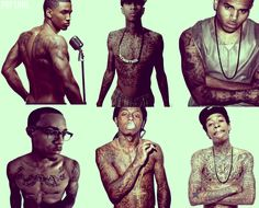 <3 Trey Songs <3 Tyga <3 Chris Brown <3 Bow Wow <3 Lil Wayne <3 Wiz Khalifa <3