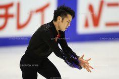Daisuke Takahashi (JPN), .December 22, 2012 - Figure Skating : .Japan Figure Skating Championships, Men's Free Skating .at Makomanai Ice Arena, Hokkaido, Japan. .(Photo by Daiju Kitamura/AFLO SPORT)