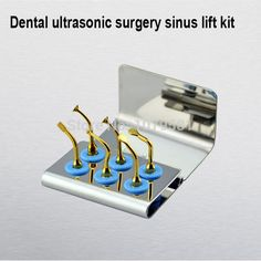 1 PCS WSSLK dental sinus lift kit fit piezosurgery woodpecker Mectron physiolift kit health care piezo surgery tips