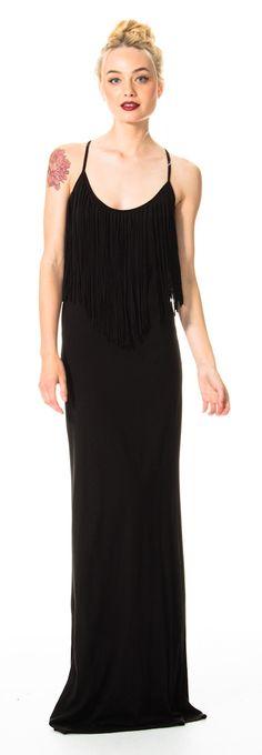 Burder Dress | RVCA ...but also tatt placement!