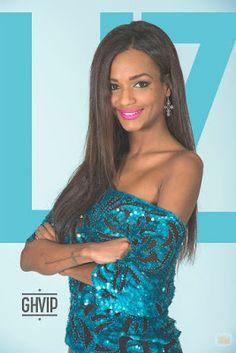 Armario de Noticias: Dominicana Liz Emiliano triunfa en la televisión e...