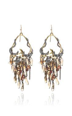 Alexis Bittar Siyabona Sunset Cluster Earrings