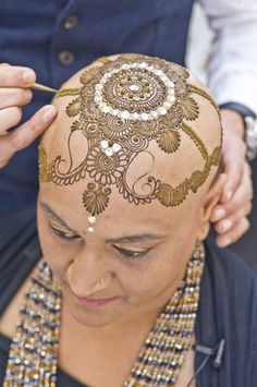 Henna Heals for Breast Cancer Awareness Month