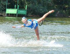 Knotty Girl Swivel ski