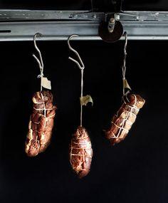 Lamb Prosciutto