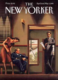kenton nelson  The New Yorker April 26 & May 3, 1999