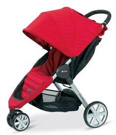 """Britax """"B-Agile."""" best stroller EVER."""