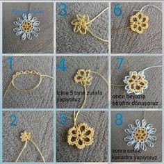 Needle Tatting Tutorial, Beanie, Brazilian Embroidery, Baby Vest, Baby Booties, Baby Knitting, Crochet Necklace, Booty, Sewing