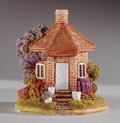 16 Best Lilliput Lane Images Victorian Cabins Ceramic