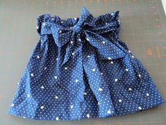 Luciana´s Journal: DIY, Házlo tu misma: falda para niñas (o grandes)...for real