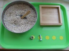 The Wonder Years: Montessori Exploring with Magnets