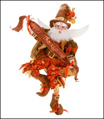Mark Roberts Fairies On-Line Store - All New 2012 Collection: Fall Fairies & Elves