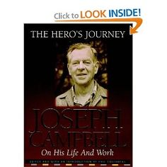The Hero's Journey: Joseph Campbell on His Life and Work Joseph Campbell, Spirituality Books, Hero's Journey, Life Changing, Personal Development, My Hero, My Books, Literature, That Look