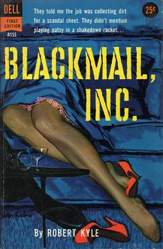 """""""Blackmail, Inc."""" 