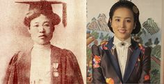 Dr. Esther Park - first Korean female medical doctor and the inspiration behind the character of Sukran in JeJoongWon (제중원) @ KoreanHistoricalDramas.com