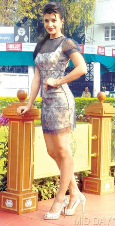 Jacqueline Fernandez at the Hello Cup #Bollywood #Fashion
