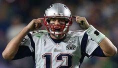 Tom Brady calls play
