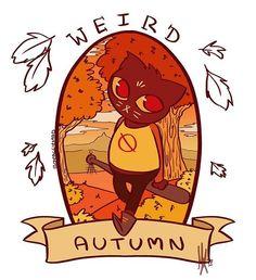 Mea Werid Autumn (song)