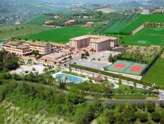 HOTEL CASALE - Congress center, 4 stars hotel in Central Italy, Marche - More info at www.italiaconvention.com