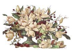 288 Magnolia Centerpiece