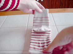 This Sock-Folding Tutorial Is A Total Game-Changer