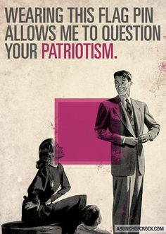 vintage everyday: Vintage Style Posters Pointing Out Political Absurdities