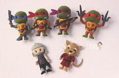 Turma das Tartarugas Ninjas