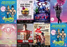 32 Freikarten für 8 Partys zu gewinnen | AboutAdam