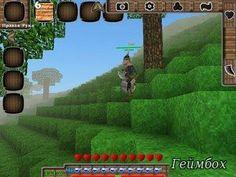 История блоков - Block Story играть онлайн бесплатно - Игры Майнкрафт