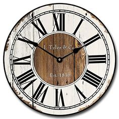 Old Paint Clock 1248 Whisper Quiet nonticking * Check this awesome product by going to the link at the image. (This is an affiliate link and I receive a commission for the sales)