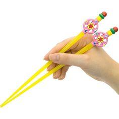 Palillos Magical Girl. Originales palillos inspirados en los báculos mágicos de varias series de animación del genero magical girl.