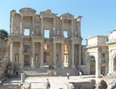 Ephesus - Bibliothek