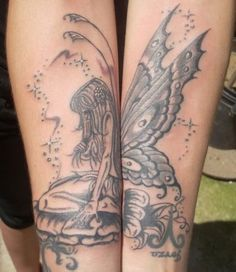 20 Fairy Tattoos