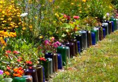 outdoor decorating ideas | 20 DIY Outdoor Decor & Outdoor Decorating Projects