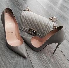 Beautiful, Stylish Heels and Purse!