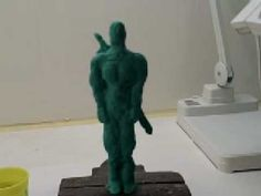 looks very basic but should be able to pimp it out how to sculpt minatures