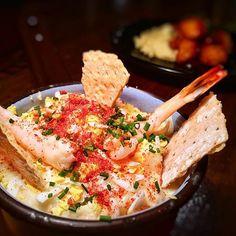 Very nice ensaladilla!! Me encanta!! Gamba and regaña are really nice touch! #solomillo #patata #shrimp #gamba #regaña #food #photography #comida #tapas #love #life #mstudiofood #摄影 #美食 #sevilla #seville #spain #españa #fun #tasty #enjoy #食 #flamenquin #eat #ensaladilla #salad #colddish #沙拉 #虾 #foodie