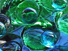 Glass Abstract 172 Photograph by Sarah Loft