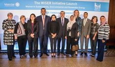 UN launches Women in Sustainability, Environment, and Renewable Energy (WiSER) to promote gender diversity in a variety of sustainabile fields. #greenjobs #girlpower #dayawaycareers