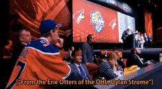 McDavid wanting to watch best friend, Dylan Strome, be drafted Alaska Aces, Connor Mcdavid, Hockey Rules, Edmonton Oilers, Chicago Blackhawks, Hockey Players, Ice Hockey, Nhl, Best Friends