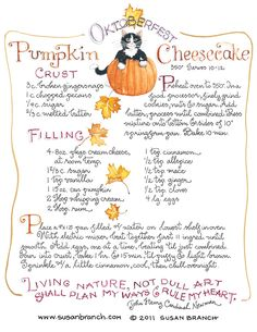 I have been searching for a similar recipe for a long time but will definitely use this and add grated orange rind to the cheesecake batter. The rum and orange rind add a delicious flavor to the pumpkin Cheesecake Crust, Pumpkin Cheesecake, Cheesecake Recipes, Dessert Recipes, Party Recipes, Old Recipes, Vintage Recipes, Pumpkin Recipes, Jelly Recipes