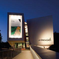 Hergé Museum, Belgium