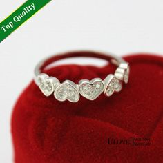 Find More Rings Information about 2014 Spring Promotion Cubic Zirconia Rings for Women Silver 925,Wedding Party Heart Love Jewelry Anel Vintage Bague Ulove Y015,High Quality jewelry collar,China jewelry lion Suppliers, Cheap jewelry thailand from ULOVE Fashion Jewelry Official Store on Aliexpress.com