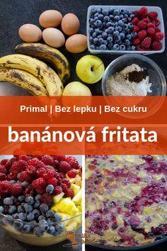 Až se vám doma sejdou 3 přezrálé banány, tohle určitě vyzkoušejte ;) Oatmeal, Paleo, Low Carb, Breakfast, Fitness, Blog, Diet, The Oatmeal, Morning Coffee